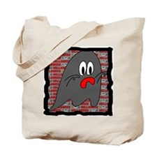 Halloween Ghost Tote Bag