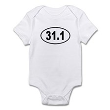 31.1 Infant Bodysuit