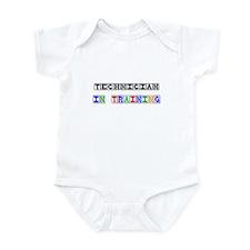 Technician In Training Infant Bodysuit