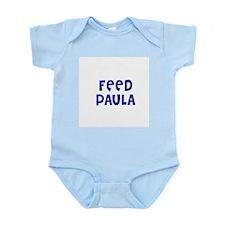 Feed Paula Infant Creeper