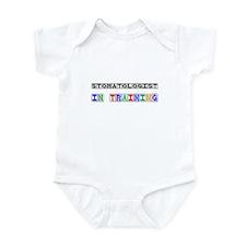 Stomatologist In Training Infant Bodysuit
