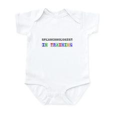 Splanchnologist In Training Infant Bodysuit