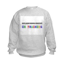 Splanchnologist In Training Kids Sweatshirt