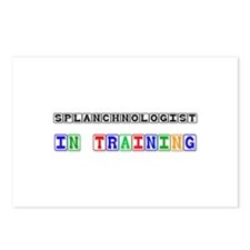Splanchnologist In Training Postcards (Package of