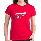 Hang Glider Evolution Tee