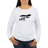 Hang Glider Evolution T-Shirt