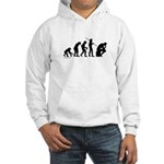 Thinker Evolution Hooded Sweatshirt