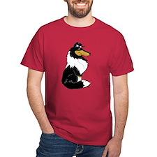 Rough Tricolor Collie T-Shirt