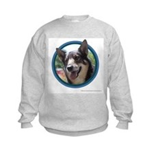 Vallhund Art Sweatshirt