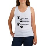 Cat Prints Women's Tank Top