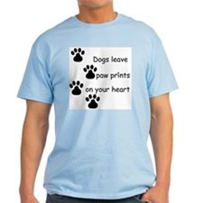Dog Prints T-Shirt