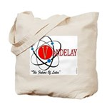 Atomic Vandelay Vintage Logo Tote Bag