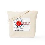 Atomic Vandelay Vintage Logo Tote Bag
