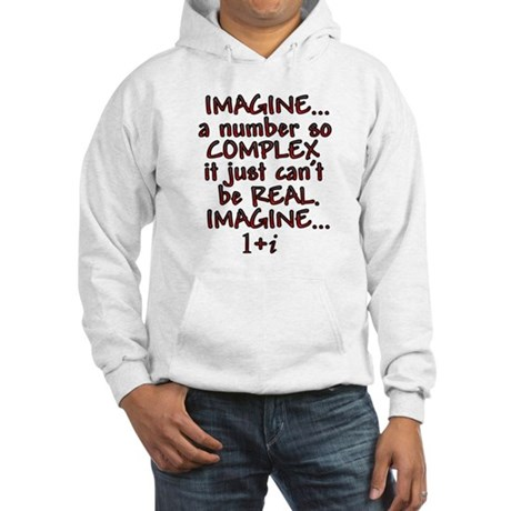 Imagine Complex Hooded Sweatshirt