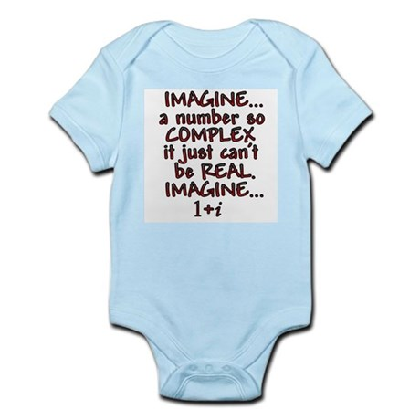 Imagine Complex Infant Creeper