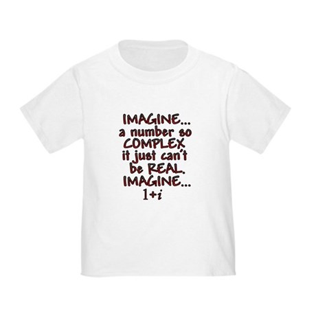 Imagine Complex Toddler T-Shirt
