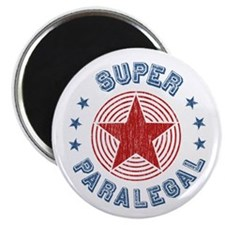 Super Paralegal Magnet