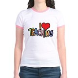 I Love (Heart) Teaching T