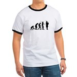Bagpipe Evolution Ringer T