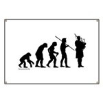 Bagpipe Evolution Banner