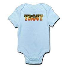 Brook TROUT Onesie