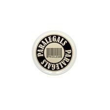 Paralegals Priceless Bar Code Mini Button