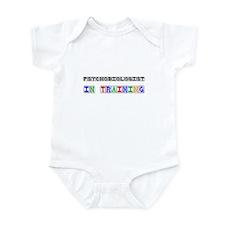 Psychobiologist In Training Infant Bodysuit