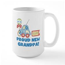 Proud New Grandpa Mug