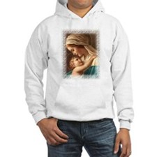 Madonna and Child Hoodie