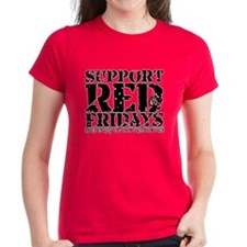 Red Fridays Tee