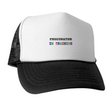 Procurator In Training Trucker Hat