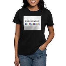 Procurator In Training Women's Dark T-Shirt