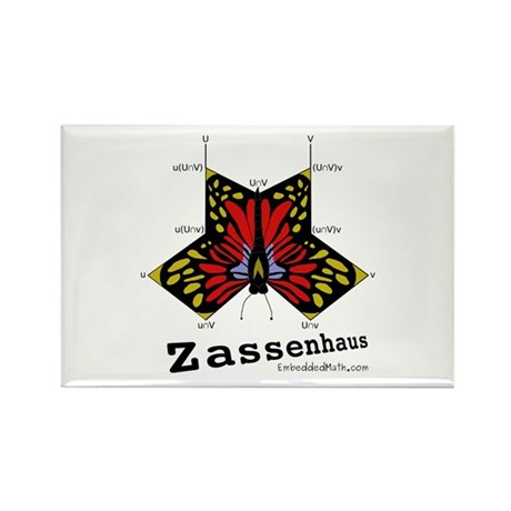 Zassenhaus - Rectangle Magnet (100 pack)