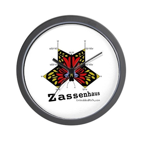 Zassenhaus - Wall Clock