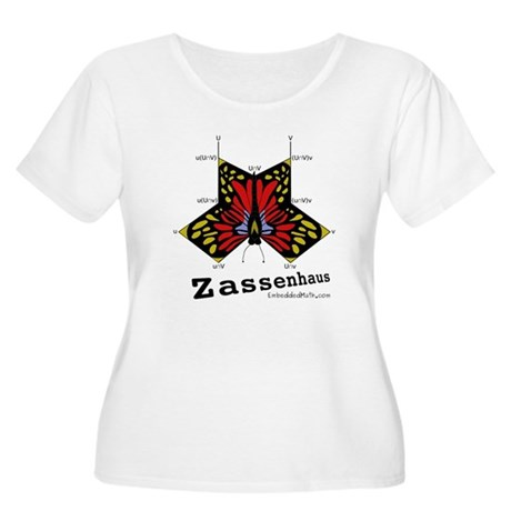 Zassenhaus - Women's Plus Size Scoop Neck T-Shirt