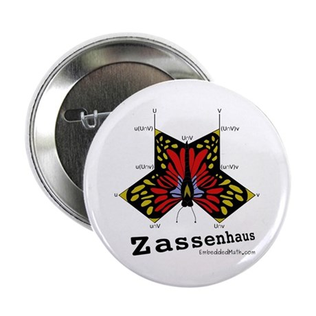 "Zassenhaus - 2.25"" Button"