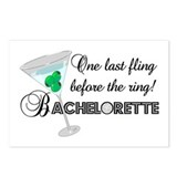Bachelorette Postcards (Package of 8)