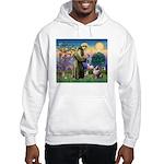 St Francis & Aussie Hooded Sweatshirt