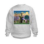 St Francis & Aussie Kids Sweatshirt