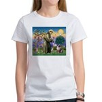 St Francis & Aussie Women's T-Shirt