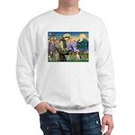 St. Francis & Beagle Sweatshirt