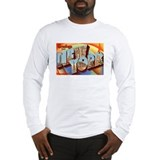 New York NY Long Sleeve T-Shirt