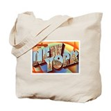 New York NY Tote Bag