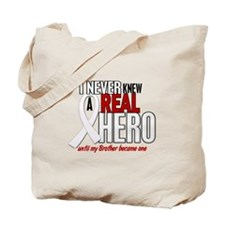 Never Knew A Hero 2 PEARL (Brother) Tote Bag