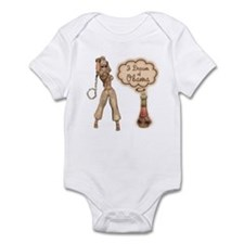 I Dream of Obama Infant Bodysuit
