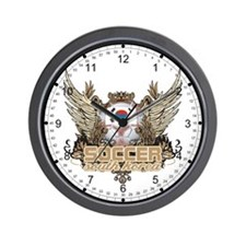 Soccer South Korea Wall Clock