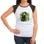 Ghost Orchid Women's Cap Sleeve T-Shirt