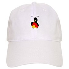 German Chick Baseball Cap