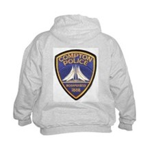 Kids Compton Police Department Sweatshirt