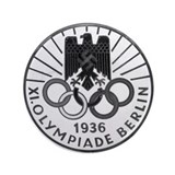 1936 Berlin Olympics Button (100 pack)